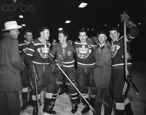 1952OlympicsCanadavsUnitedStates