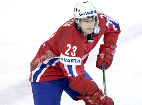MATS TRYGG, including B pool tournaments at the IIHF World Championships, has appeared on 11 occasions for Norway. Trygg, 33, is in his fifth season in the German elite league, his fourth with EC Koln. Prior to his arrival in the DEL, Trygg played six seasons with Swedish club BK Farjestad Karlstad.