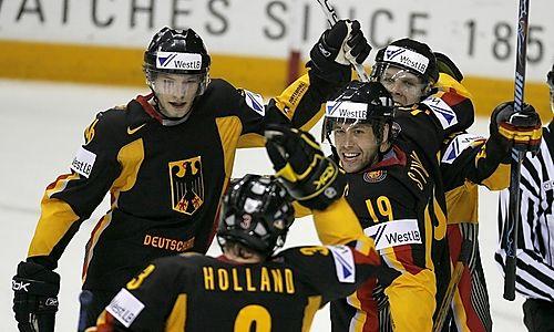 Slovakia Germany World Hockey