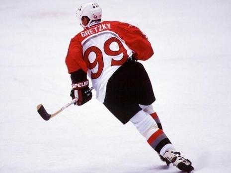 WAYNE GRETZKY appeared at seven major international tournaments for Canada; the Great One totaled 26 goals and 82 points in 55 games for Canada on the world stage.