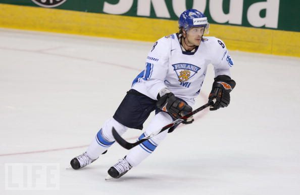 TEEMU SELANNE has scored 50 goals for Finland at twelve major international tournaments. The 39-year-old also has totaled 20 goals in 25 games at