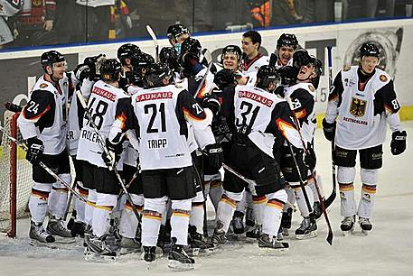 Germany Ice Hockey Olympic Qualification Final