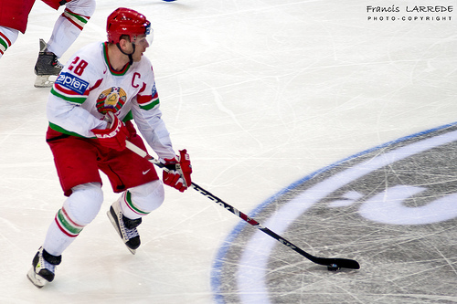Belarus will need KONSTANTIN KOLTSOV (28), the former 1999 first round draft pick of the Pittsburgh Penquins, to step up now that two top Belarussian forwards are out of the Vancouver Games with injuries. Koltsov, who has appeared at seven major international tournaments for Belarus, competes for powerful Russian club Salavat Yulayev Ufa in the Kontinental Hockey League.