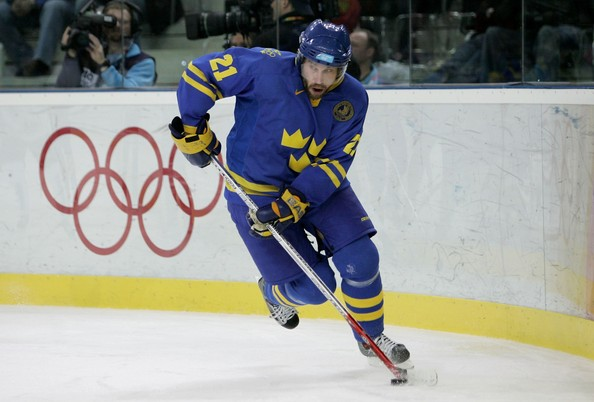 A two-time gold medalist for the sport of ice hockey, PETER FORSBERG will be making his fourth Olympic appearance for Sweden at the Vancouver Games.