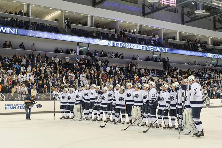 Penn State Attendance 5 In All College Hockey